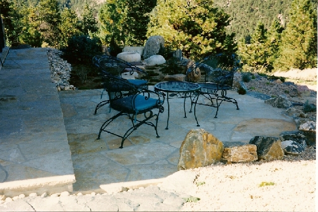 Flagstone by TM Masonry