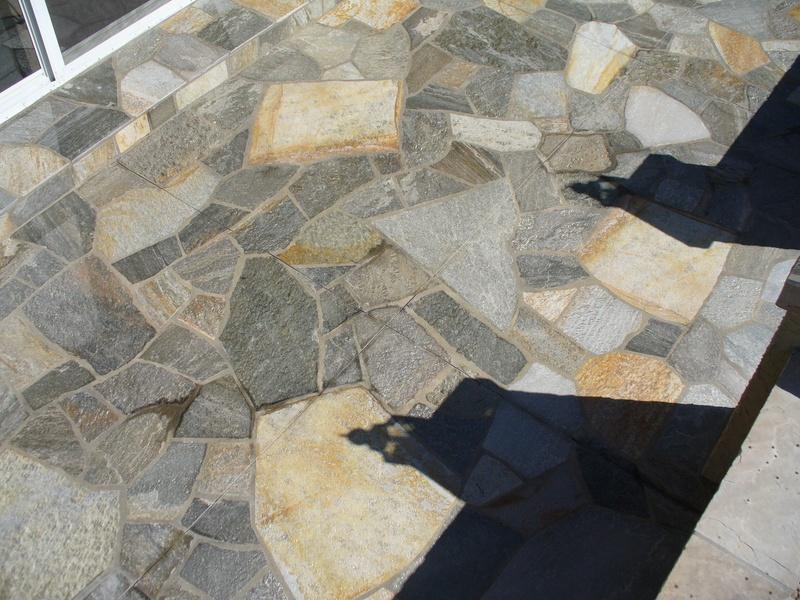 Quartzite by TM Masonry