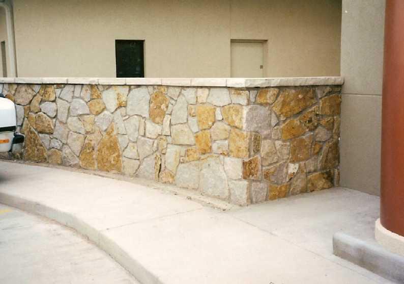 Stone Veneer by TM Masonry